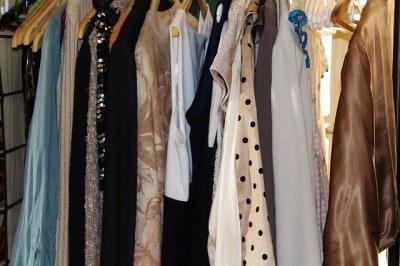 garderobe - haar kledingkast
