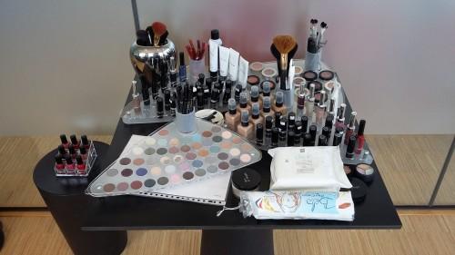 Opleiding kledingstylist _ kleurenanalyse