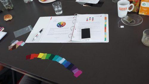 Opleiding kleurenanalyse