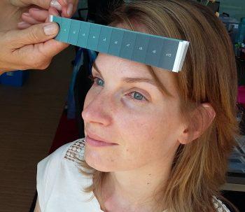 kleurenanalyse make-up Art of Image