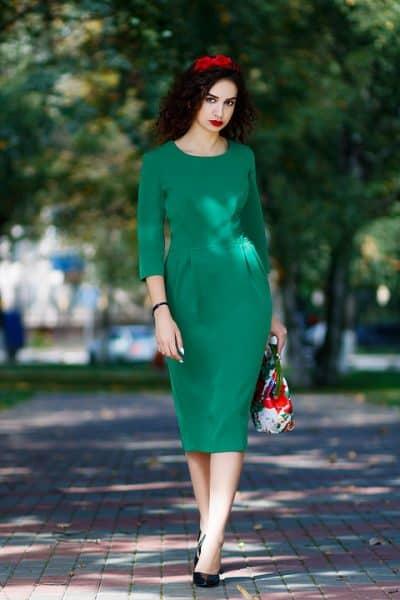 Groen, is de balanskleur van rood