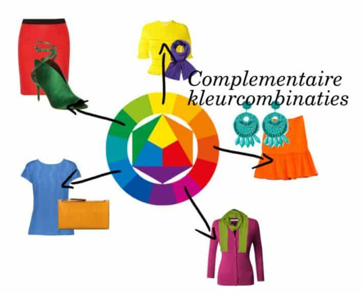 Complementaire kleurencombinatie
