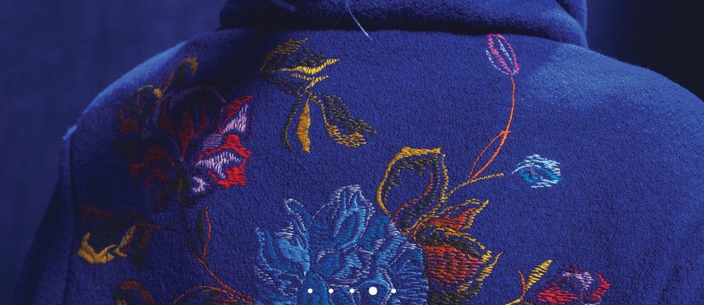 IVKO is kleurrijk, handwerk en breitechnologie