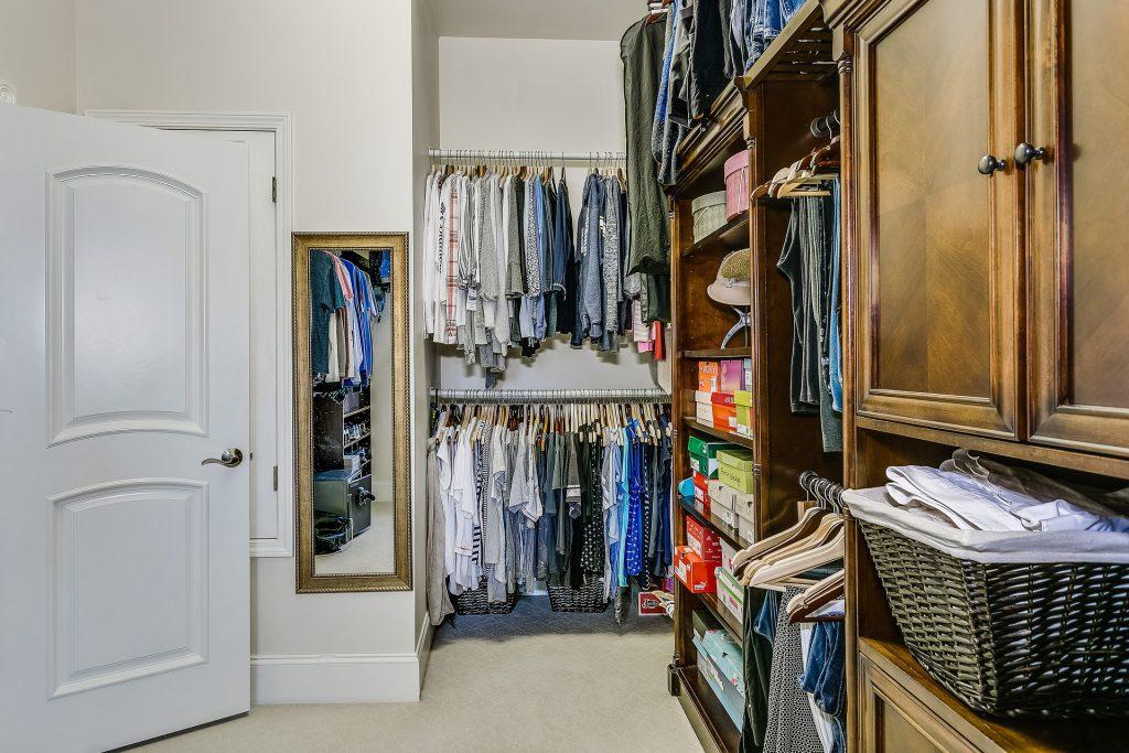 kledingadvies bij klant thuis